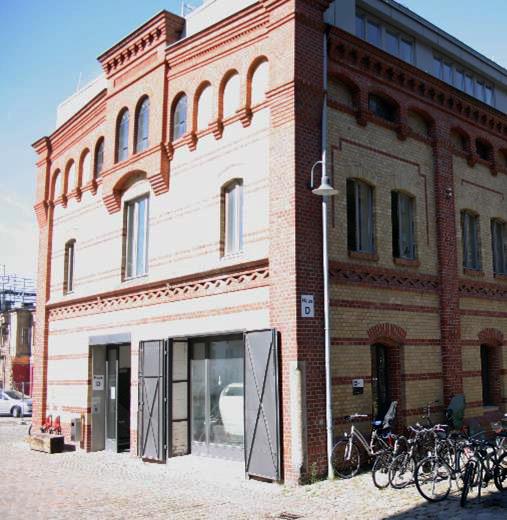 Gewerbehof in der alten Königsstadt
